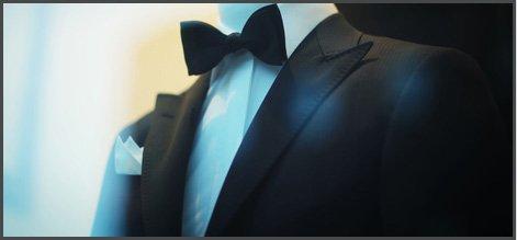 Elegant tuxedo