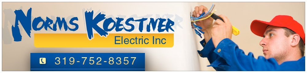 Electrical Services - Burlington, IA - Norms Koestner Electric Inc