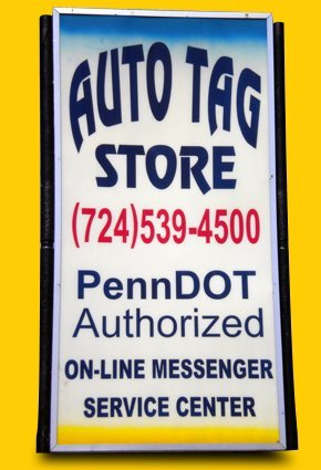 Certified Notary Services | Latrobe, PA | Auto Tag Store Inc. | 724-539-4500