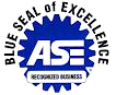 ASE Blue Seal of Excellence - Mark's Service Center | Yorktown, IN