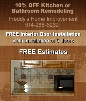 Home Remodeling - Spring Valley, NY - Freddy's Home Improvement