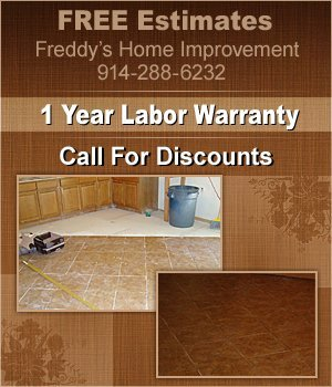 Flooring Installations - Spring Valley, NY - Freddy's Home Improvement