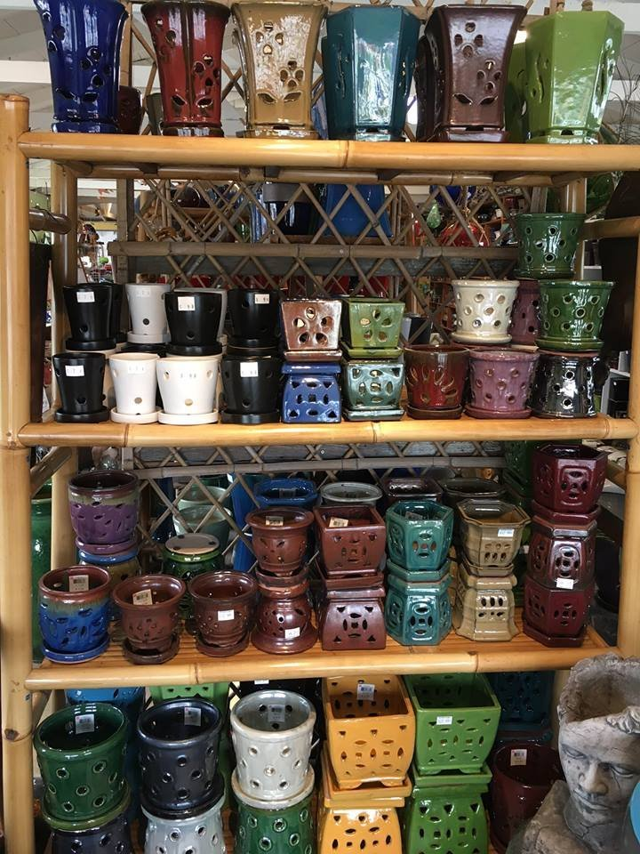 Pottery Planet Garden Decor Santa Cruz Ca