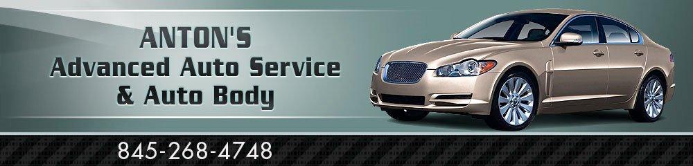 Auto Service Shop - Congers, NY - Anton's Advanced Auto Svce & Auto Body