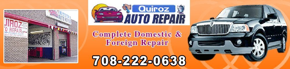 Auto Maintenance - Cicero, IL - Quiroz Auto Repair