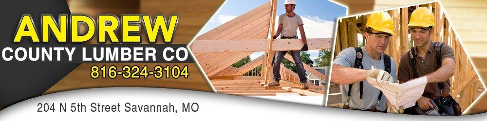 Lumber Company - Savannah, MO - Andrew County Lumber Co
