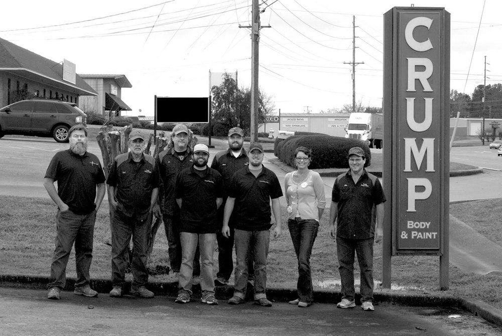 Crump Body & Paint Inc staff