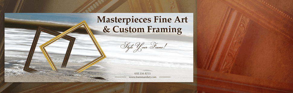 Masterpieces Fine Art & Custom Framing Inc. | Newtown Square, PA