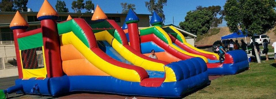 Jumper slides