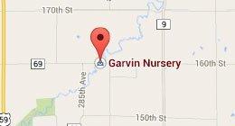 Garvin Nursery 2876 160th St. Garvin, MN 56132