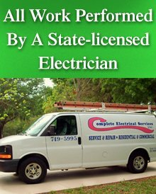 Electrical Services - Bradenton, FL - Complete Electrical Services Inc.