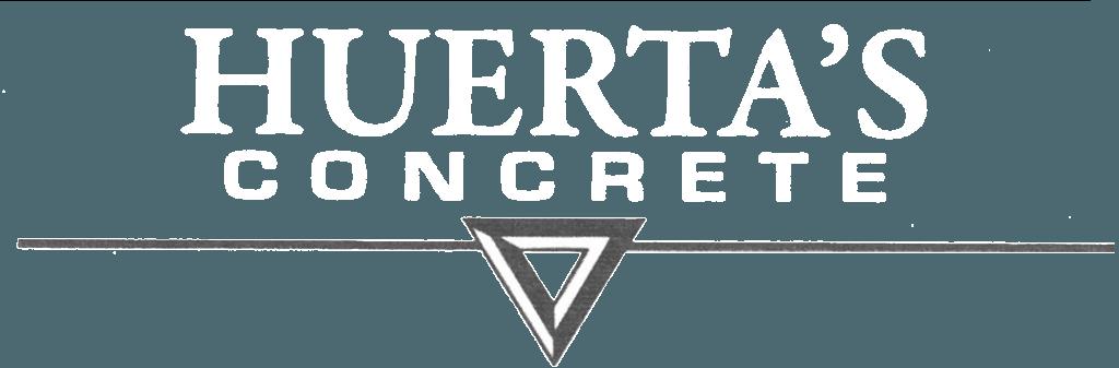 Huerta's Concrete - Logo