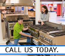 Appliance Center - Peru, IN - Mallow Appliance, Inc. - Call Us Today.