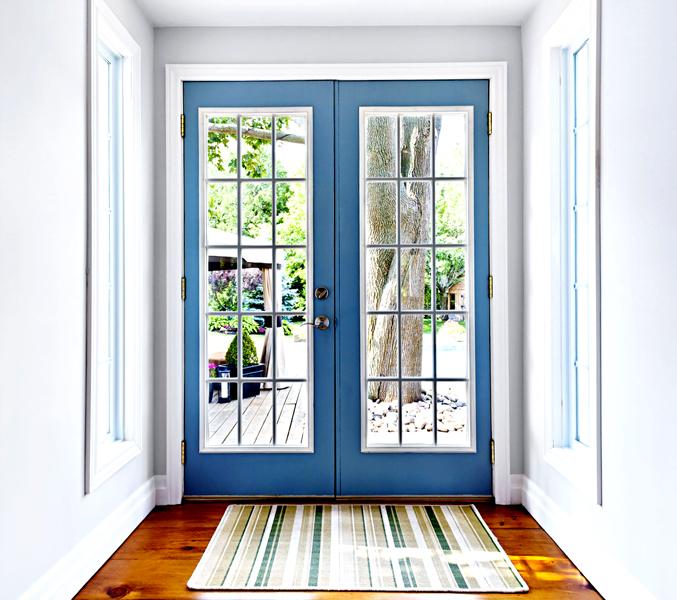 Superieur ... Blue Door Design ...