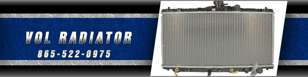 Radiator Repair - Knoxville, TN - Vol Radiator