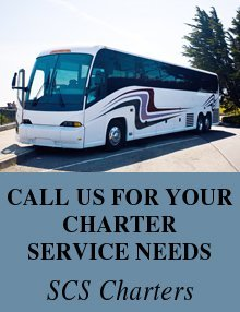 Charter Service - Columbus, MS  - SCS Charters - Bus