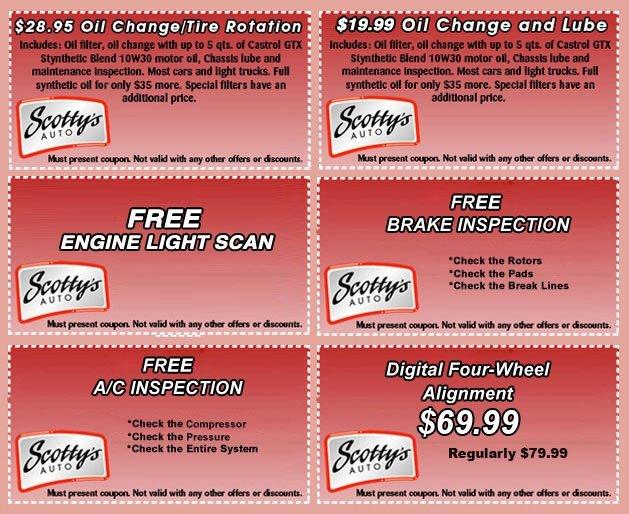 Auto Shop | Fort Myers, FL | Scotty's Auto | 239-415-1996