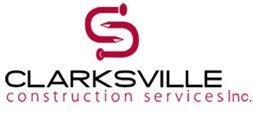Clarksville Construction Services - Logo