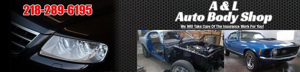 Auto Repair - Crookston, MN - A & L Auto Body Shop