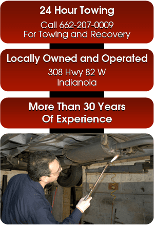 Pate's Muffler & Tire Inc - Automotive Repair Shop - Indianola, MS