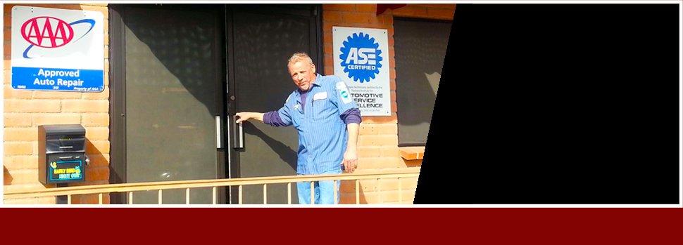 Maintenance | Green Valley, AZ | Hickey Automotive | 520-333-6296
