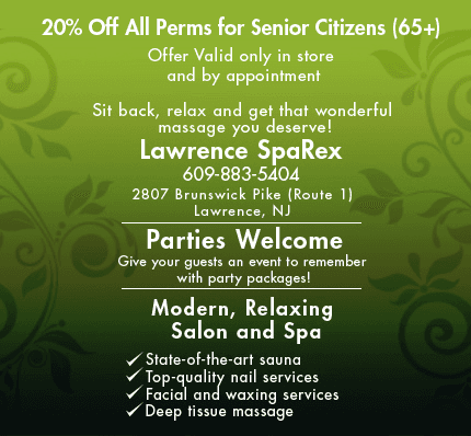 Salon and Spa - Lawrence, NJ - Lawrence SpaRex