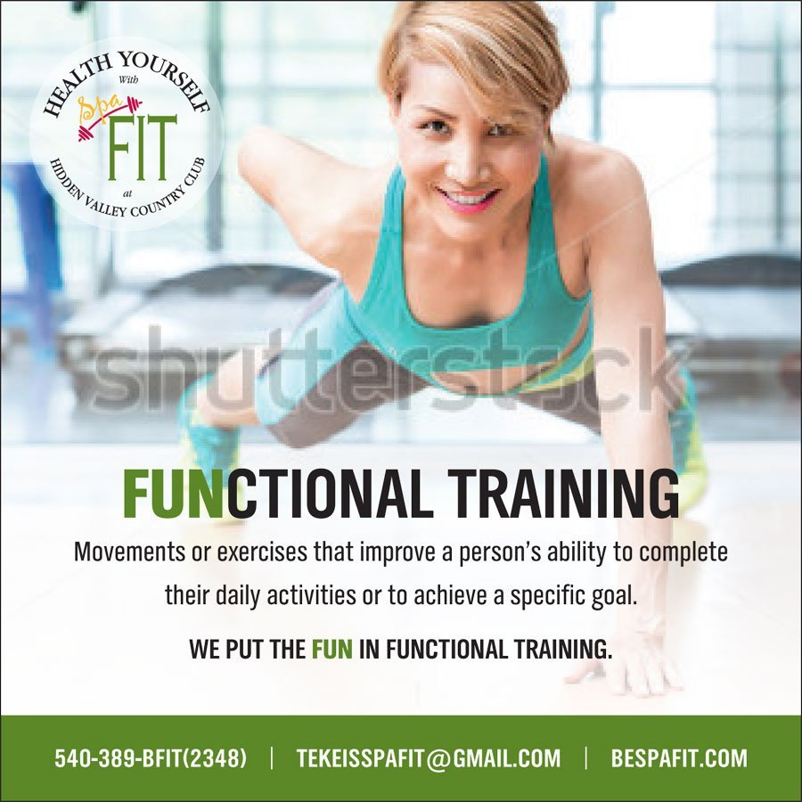 Functional Training - Movement and Exercise
