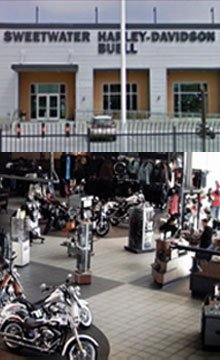 motorcycle shop - National City, CA - Sweetwater Harley Davidson - Shop