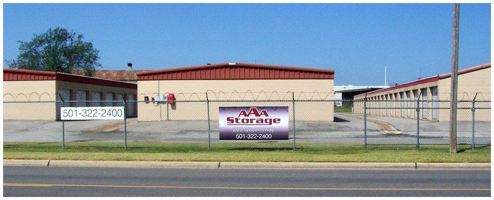 Storage Units | Searcy, AR | AAA Storage | 501-322-2400