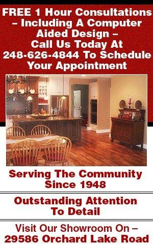 Kitchen Remodeling - Farmington Hills, MI - Artistic Kitchens Inc.