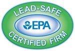 EPA Certified Lead-Safe logo
