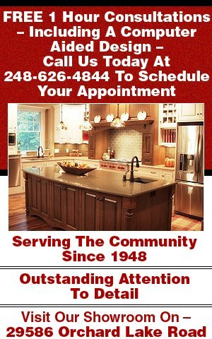 Artistic Kitchens Inc.   Kitchen Contractor   Farmington Hills, ...