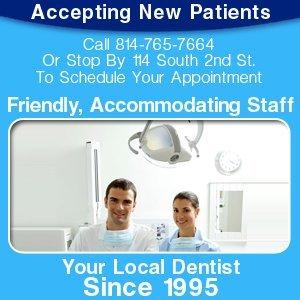 Dentist - Clearfield, PA - Mary Elizabeth Jones DMD