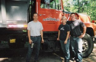 Excavation Contractor | Brainerd, MN | Great River Excavating LLC | 218-828-4764