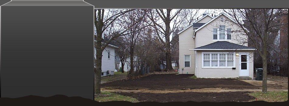 Residential Excavating | Brainerd, MN | Great River Excavating LLC | 218-828-4764