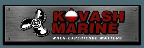 Kovash Marine - logo