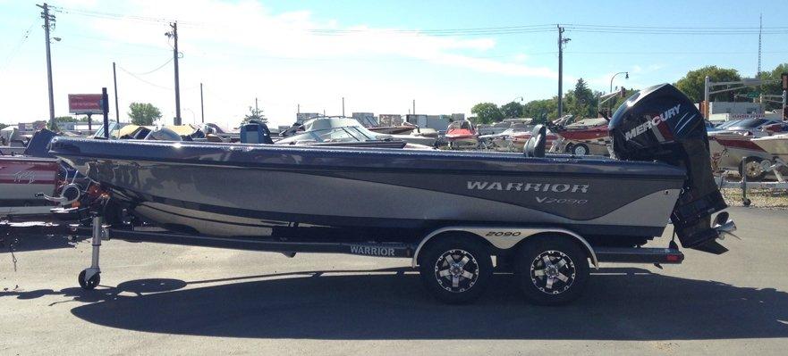 Warrior boat