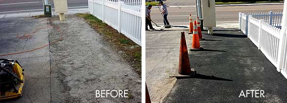 Asphalt Repair - Saint Petersburg,  FL  33703 - Eagle Asphalt & Seal Coat Inc.