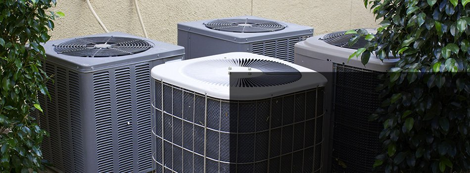 An outdoor airconditioning unit