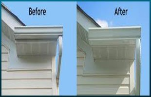 Drain rite seamless gutters gutter contractors highlands tx emergency help when you need it solutioingenieria Images
