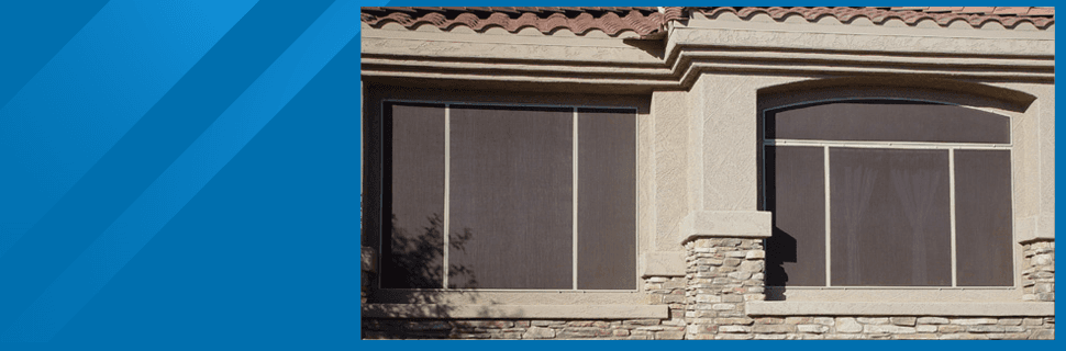 screen cleaning | Tucson, AZ | Better View Window Cleaners | 520-917-3333