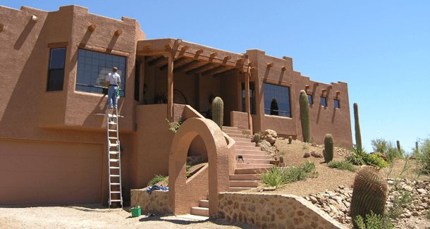 window cleaning   Tucson, AZ   Better View Window Cleaners   520-917-3333