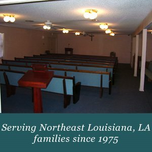 Funeral Home - Monroe, LA - Hester Central State Funeral Home - Internment - Serving Northeast Louisiana, LA families since 1975