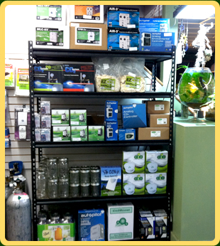 Growing Accessories | Wyoming, RI | Growin' Crazy | 401-284-0810