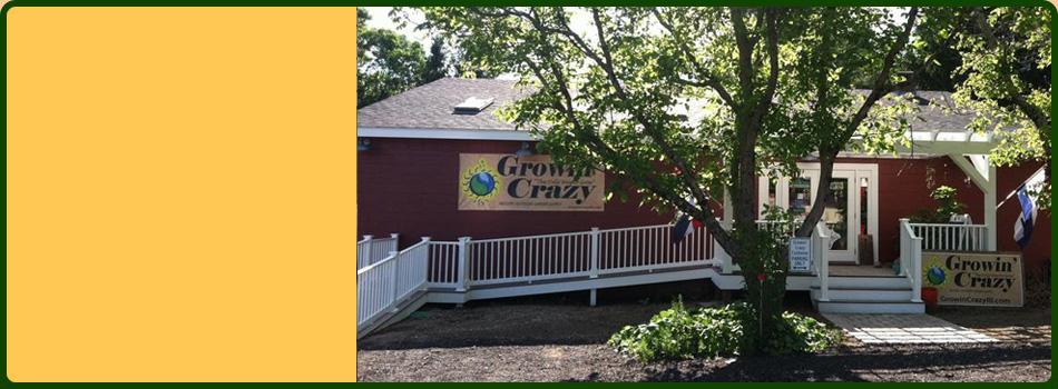 Indoor Growing Center | Wyoming, RI | Growin' Crazy | 401-284-0810