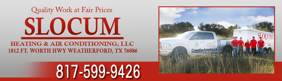 Slocum Heating & Air Conditioning LLC