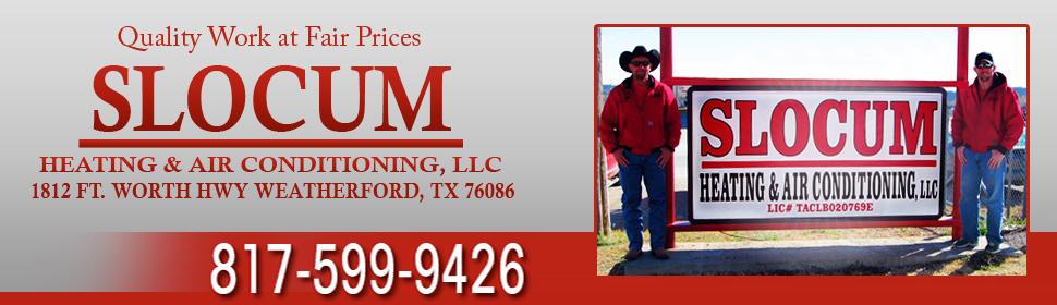 Slocum Heating & Air Conditioning LLC