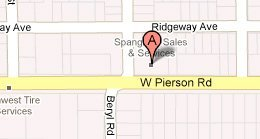 Spanglers Sales & Service - 3378 W Pierson Rd Flint, MI 48504