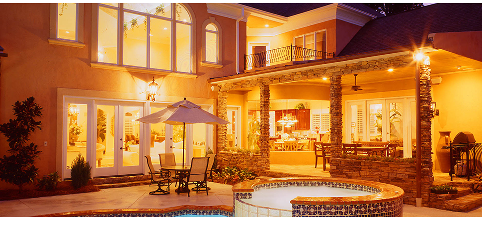 Vibrant house