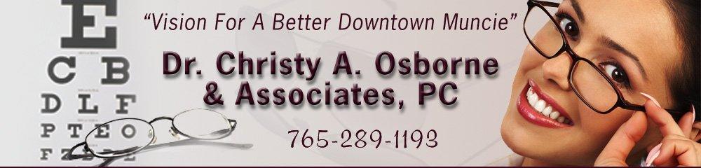 Optical Clinic Muncie, IN-Dr. Christy A. Osborne & Associate, PC
